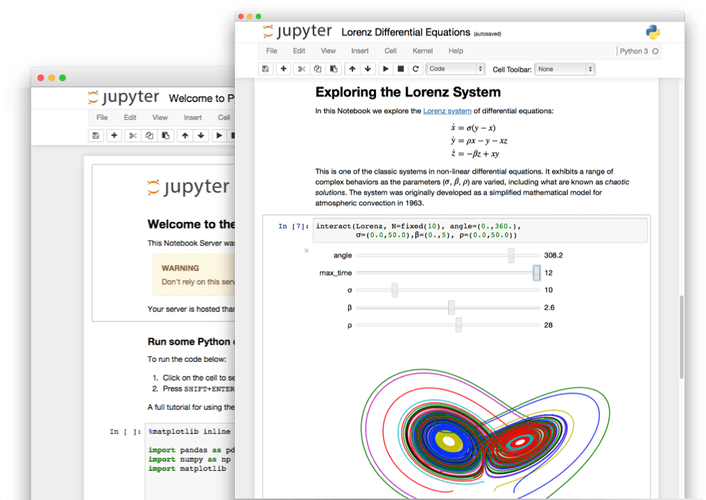 Example Jupyter Notebook